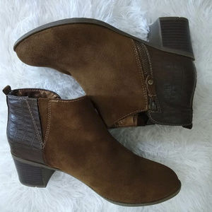 Sporto Ankle  Suede Boots 10W